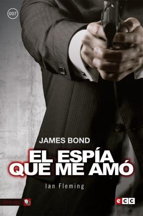 Portada de James Bond 8: El Espia Que Me Amo