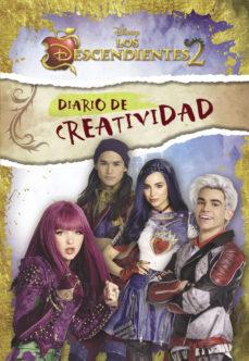 Portada de Los Descendientes 2: Diario De Creatividad