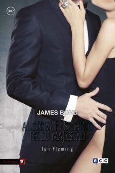 Portada de James Bond 9: Al Servicio Secreto De Su Majestad