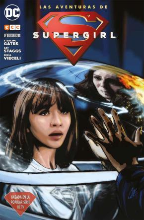 Portada de Aventuras De Supergirl Nº 5