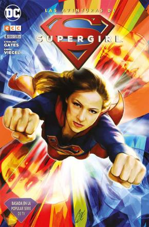 Portada de Las Aventuras De Supergirl Num. 06