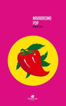 Portada de Navarrismo Pop