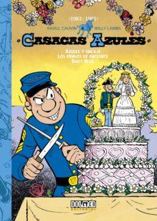 Portada de Casacas Azules 1983-1985