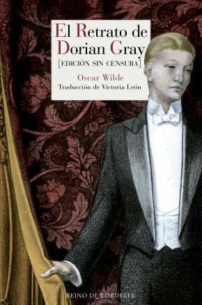 Portada de El Retrato De Dorian Gray (Edicion Sin Censura)