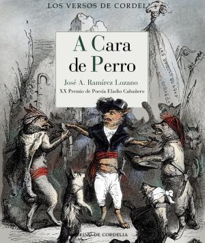 Portada de A Cara De Perro (xx Premio De Poesia Eladio Cabañero)