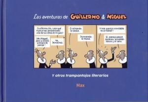 Portada de Las Aventuras De Guillermo & Miguel