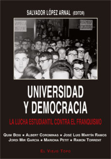 Portada de Universidad Y Democracia