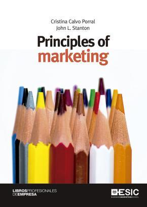Portada de Principles Of Marketing