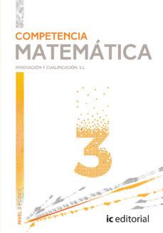 Portada de (i.b.d.) Fcov12: Competencia Matematica N-3