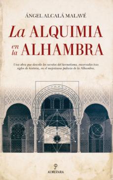 Portada de La Alquimia En La Alhambra