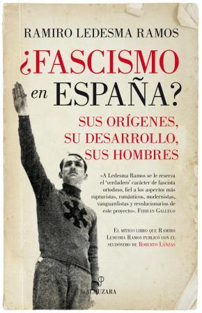 Portada de ¿fascismo En España?