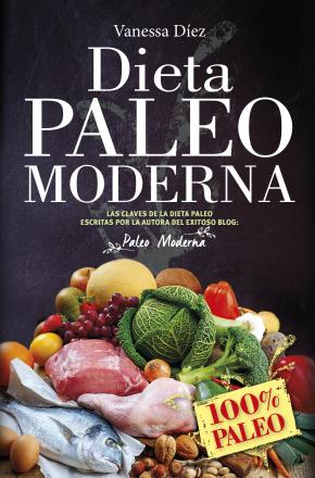 Portada de Dieta Paleo Moderna