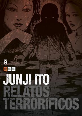 Portada de Junji Ito: Relatos Terrorificos Nº 09