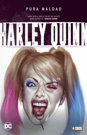 Portada de Pura Maldad: Harley Quinn