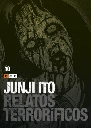 Portada de Junji Ito: Relatos Terrorificos Num. 10