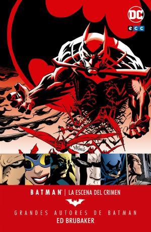Portada de Grandes Autores De Batman: Ed Brubaker La Escena Del Crimen (vol. 2)