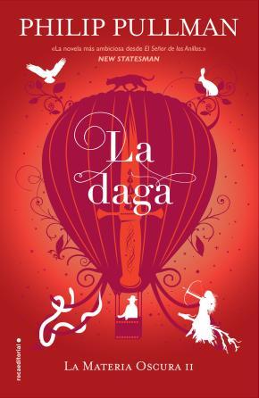 Portada de La Daga