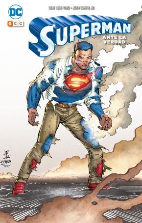 Portada de Superman: Ante La Verdad