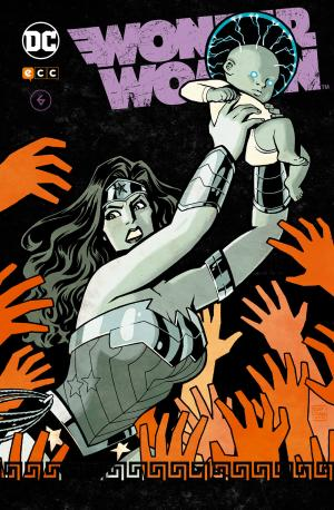 Portada de Coleccionable Wonder Woman Nº 06