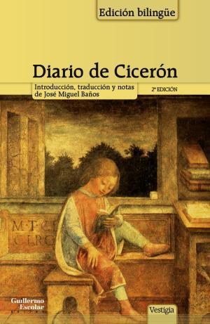 Portada de Diario De Ciceron (2ª Ed)