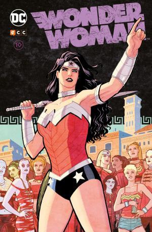 Portada de Coleccionable Wonder Woman Num. 10