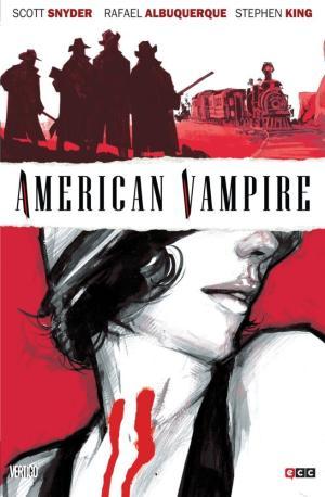 Portada de American Vampire Nº 01 (rustica) (2ª Ed.)
