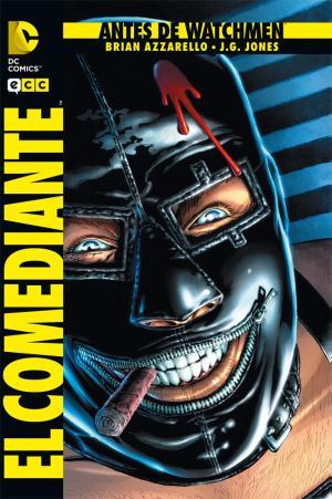 Portada de Antes De Watchmen: El Comediante (2ª Ed.)