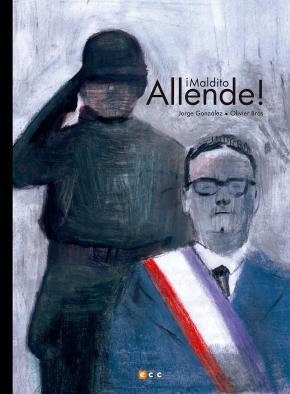Portada de ¡maldito Allende!