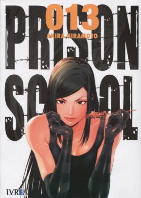 Portada de Prison School Nº 13