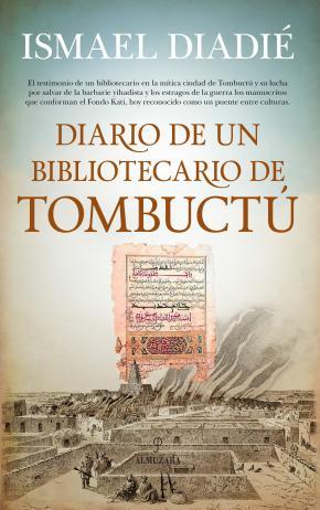 Portada de Diario De Un Bibliotecario En Tombuctu