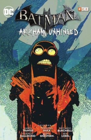 Portada de Batman: Arkham Unhinged (vol. 04)