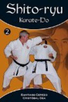 Portada de Shito Karate-do 2