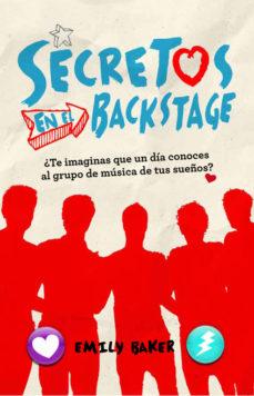 Portada de Secretos En Backstage