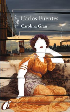 Portada de Carolina Grau