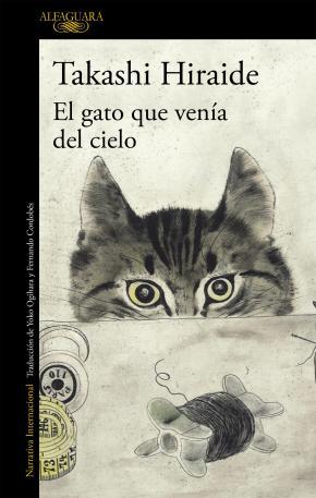 Portada de El Gato Que Venia Del Cielo