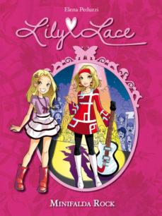 Portada de Lily Lace 2: Minifalda Rock