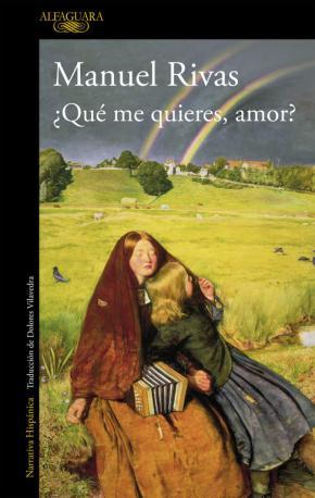 Portada de ¿que Me Quieres Amor? (premio Nacional Narrativa 1996)
