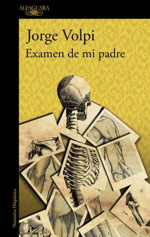 Portada de Examen De Mi Padre (mapa De Las Lenguas)