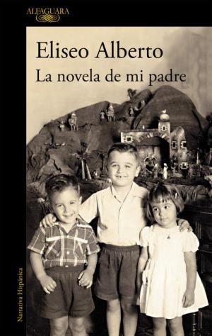 Portada de La Novela De Mi Padre (mapa De Las Lenguas)
