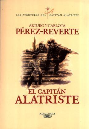 Portada de El Capitan Alatriste (serie Capitan Alatriste 1)