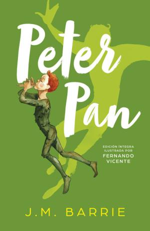 Portada de Peter Pan (coleccion Alfaguara Clasicos)