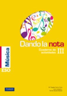 Portada de Musica: Dando La Nota Iii (pack De Actividades) (castellano)