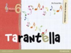 Portada de Tarantella 6 Pack Cuaderno Actividades  Educacion Infanti
