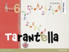 Portada de Tarantella 6 Pupil S Book Educacion Infanti