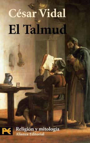 Portada de El Talmud