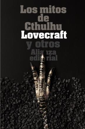 Portada de Los Mitos De Cthulhu: Narraciones De Horror Cosmico