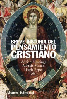 Portada de Breve Historia Del Pensamiento Cristiano