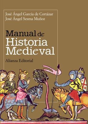 Portada de Manual De Historia Medieval