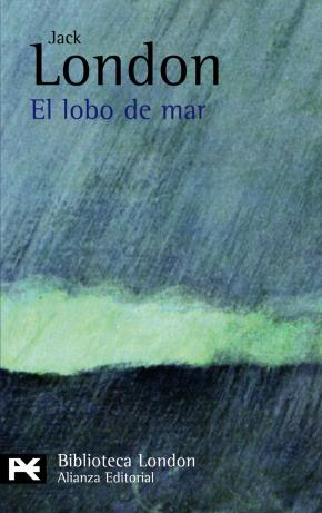 Portada de El Lobo Del Mar