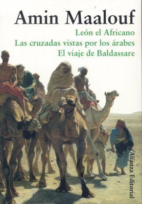 Portada de Estuche Maalouf Esencial (contiene: Leon El Africano; Las Cruzada S Vistas Por Los Arabes; El Viaje De Baldassare)